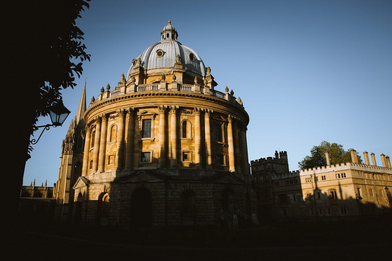 One day in Oxford Itinerary