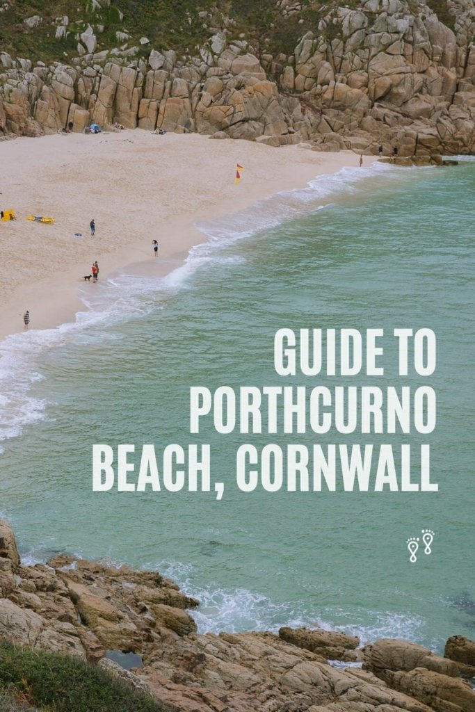 With powdery white sand and a protected amphitheatre setting, you'd be forgiven for camping down on Porthcurno Beach and not leaving. But there's plenty more to do in this idyllic slice of Cornwall.